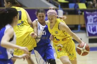 """""""Galben-albastrele"""" înving Oradea la 51 de puncte diferenţă!"""