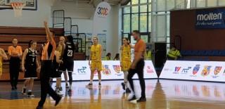 Debut ezitant pentru FCC Baschet Arad în noul sezon