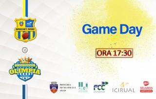 LIVE | Cupa României: FCC Baschet Arad - Olimpia CSU Braşov