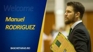 Manuel Rodriguez e noul antrenor al echipei!